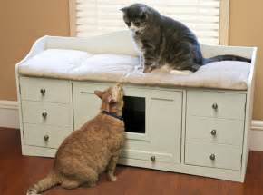 cat bench modern and contemporary pet products updated daily