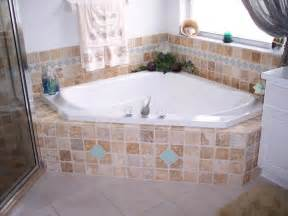 bathroom refinishing ideas corner bathtub refinishing ideas on a budget with ceramic tiles cdhoye