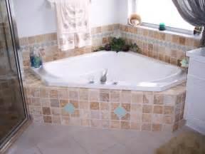 bathroom refinishing ideas corner bathtub refinishing ideas on a budget with ceramic tiles cdhoye