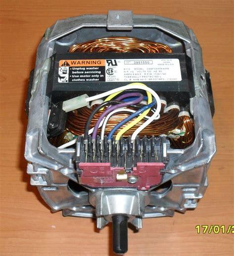 solucionado motor de lavadora whirpool yoreparo