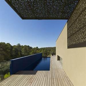infos sur piscine sur balcon arts et voyages With charming transat de piscine design 10 villa en france arts et voyages