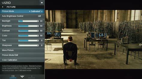 Vizio D Series 4k Led Tv Calibration Settings
