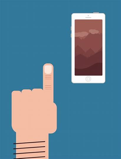 Motion Graphic Create Phone Bangkok Designer Develop