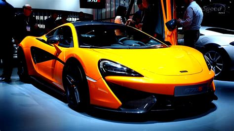 Mclaren 570s Modification by Mclaren 570s 2016 On Motoimg
