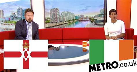 BBC Breakfast apologise after using wrong flag for ...