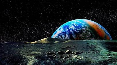Earth Wallpapers Space Outer Planet Universe Rise