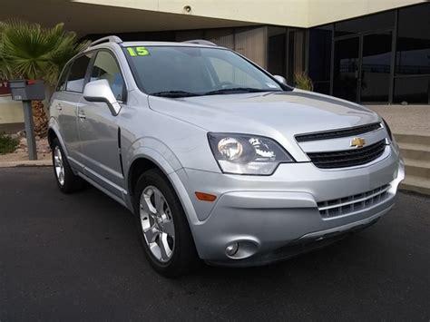Used 2015 Chevrolet Captiva Sport Lt  Stock #w1575470