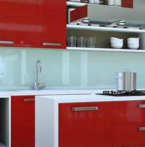 Kuchenruckwand nach mass spritzschutz kuchenruckwand for Milchglas küchenrückwand