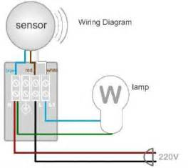 Ceiling Mount Occupancy Sensor Wiring Diagram by Sensor Lights Outdoor Wiring Motion Detector Light Diagram