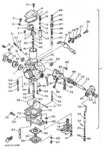 Mikuni Carburetor Parts Diagram