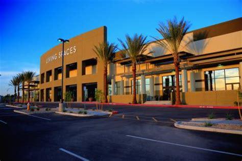 living spaces furniture showroom distribution center