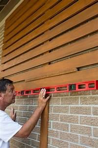 Wood, Slat, Wall, For, My, Home, U0026, 39, S, Exterior