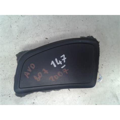 siege peugeot 807 airbag siège avant droite peugeot 807 active auto