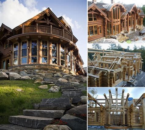 hirsh log home design home design garden architecture
