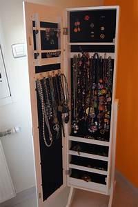 Armoire à Bijoux Gifi : armoire bijoux pas cher stunning large size of armoire bijoux avec miroir meuble rangement la ~ Teatrodelosmanantiales.com Idées de Décoration