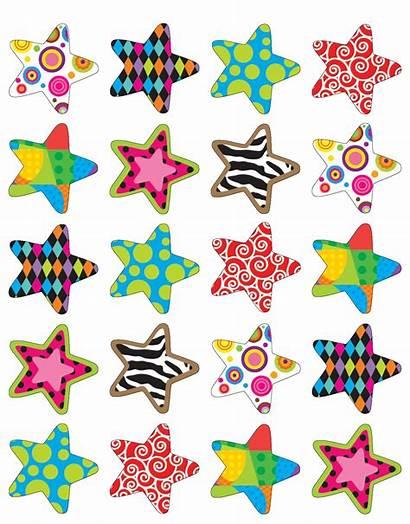 Stickers Stars Fancy