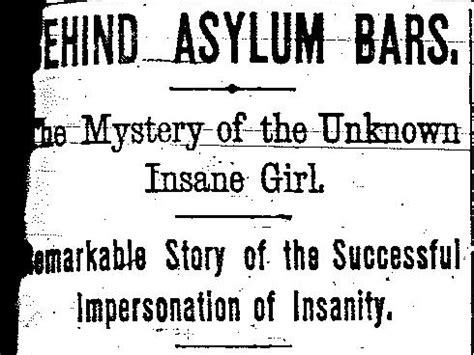 Nellie Bly: Undercover in New York's Notorious Asylum for ...