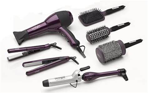 hair styling tools  products recommended