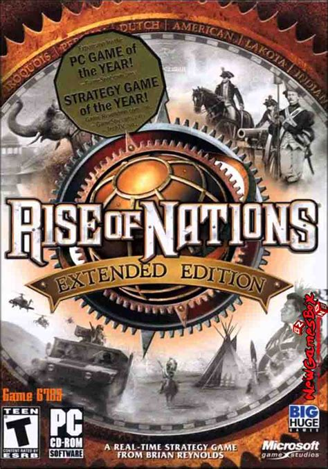 rise of nations extended edition free pc setup