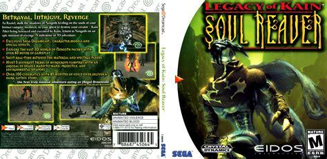 Soul Reaver (usa) Iso