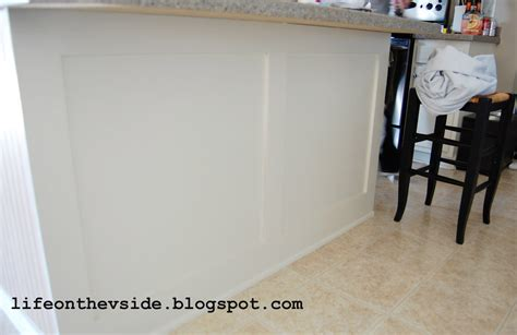 kitchen island base diy by design kitchen makeover guest post on the v side