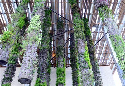 Hanging Vertical Garden by Photos Blanc Hangs 67 Extraordinary Vertical