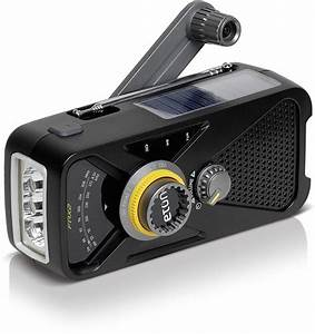 Eton Corp  Eton Frx2 Weather  U0026 Alert Radio - Black