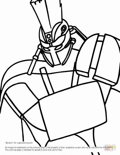 Coloring Steel Midas Pages Drawing Boy Noisy
