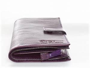 Tout En Un : portefeuille tout en un cuir lisse violet 34463 ~ Dode.kayakingforconservation.com Idées de Décoration