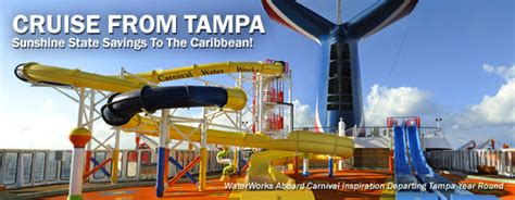 Tampa Cruises, Tampa Cruise Deals, Cruise From Tampa At