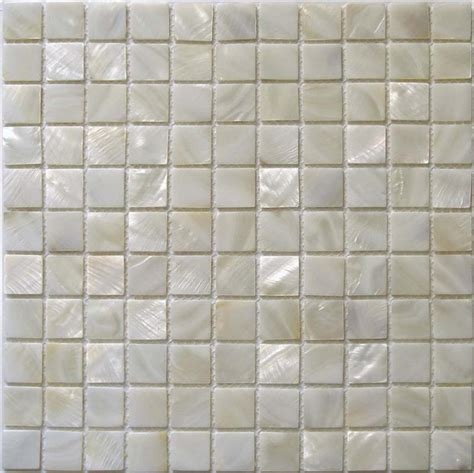 Pearl Mosaic Bathroom Tiles by Of Pearl Tile Backsplash Wall Sticker Shell Mosaic