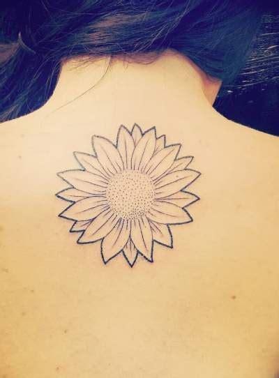 summer sunflower tattoos design  ideas
