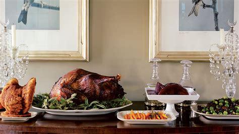 marthas thanksgiving  bedford martha stewart