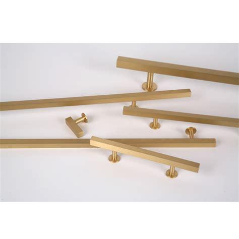 brushed gold cabinet pulls knobs4less com offers lewis dolin lew 46017 knob brushed