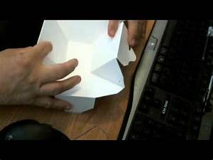 Chinese take out food box is really a plate. - YouTube