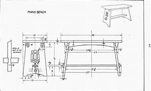 Download Woodworking Bench Drawing PDF woodworking books