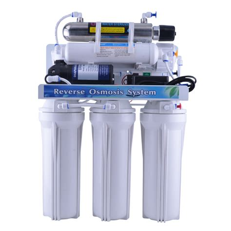 Uv Light Water Filter by China 7 Stage Ro System Water Filter With Uv Light Photos