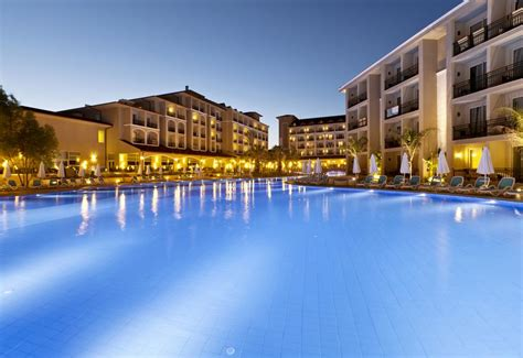 oceana resort luxury hotel side turkey booking