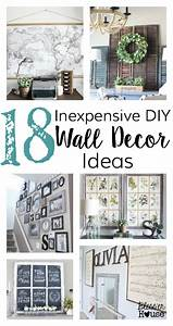 inexpensive wall decor Roselawnlutheran