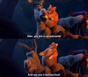 Donkey Shrek 2 Quotes. QuotesGram