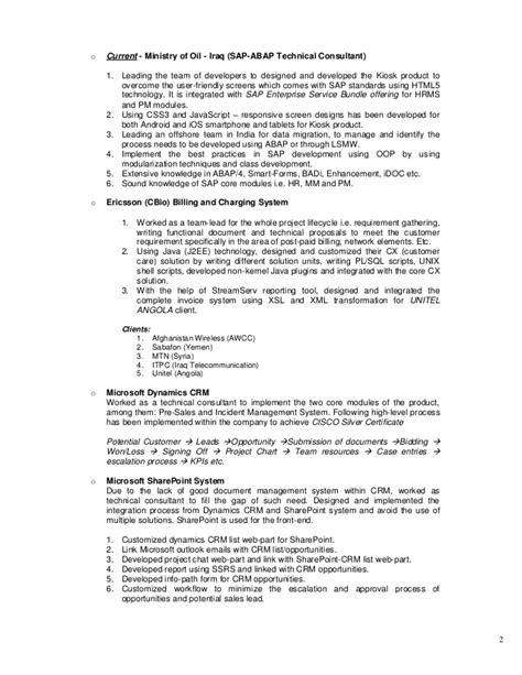 Telecom Solution Designer Resume by Resume Sr Solution Designer