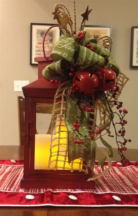 christmas lanterns images  pinterest diy