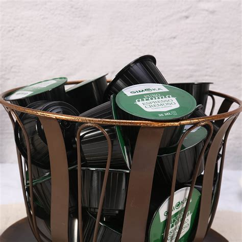 Diy projects » create and decorate » decorate » 23 awesome ways to organize your coffee mug storage; Best and cheap brown Brown Coffee Pod Container Espresso Pod Holder Coffee Mug Storage Basket ...