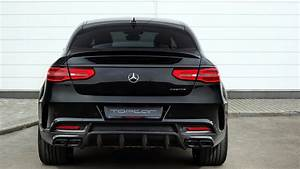 Accessoires Mercedes Glc : 2016 topcar mercedes gle coup inferno dark cars wallpapers ~ Nature-et-papiers.com Idées de Décoration