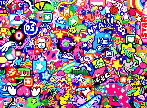 kidcore wallpapers