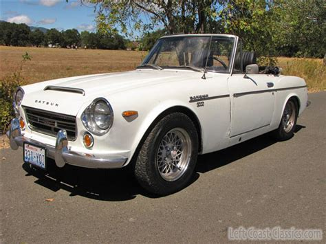 Datsun Roadster For Sale by 1969 Datsun 2000 Roadster For Sale