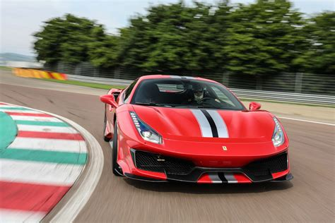 ferrari  pista  track  hd cars  wallpapers