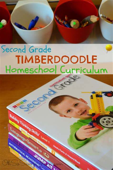 A Look At Our 2nd Grade Timberdoodle Curriculum Review  Oh So Savvy Mom