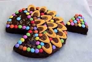 Décorer Un Gateau Au Chocolat : g teau d 39 anniversaire poisson au chocolat amandine cooking ~ Melissatoandfro.com Idées de Décoration