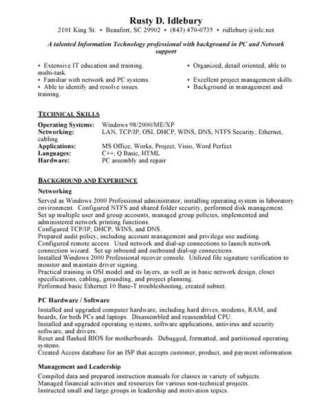 entry level help desk salary network administrator resume cover letter